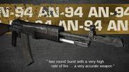 BFP4F AN-94 Poster