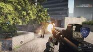 Battlefield Hardline M16A3 First-Person
