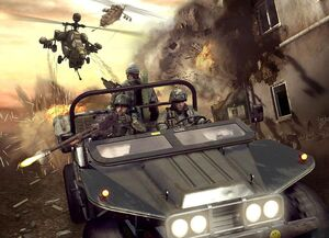 Wallpaper battlefield bad company 0