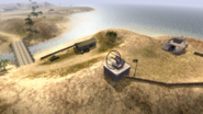 BF1942.Battle of Midway Coastal defenses 3