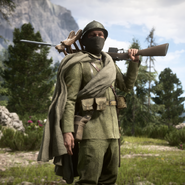 Battlefield 1 Kingdom of Italy Medic