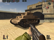 Panzer IV BF1942