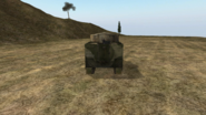 BF1942.M3 GMC Rear side