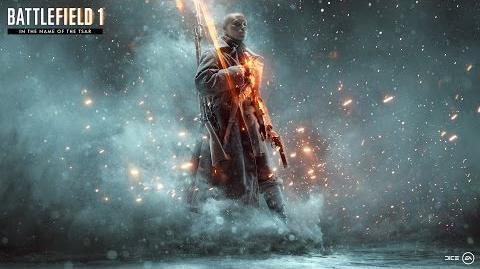 Battlefield 1 In the Name of the Tsar - Teaser tráiler oficial-0