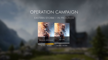 Operation Campaign EOR