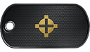 BF3 Location Scout Dog Tag