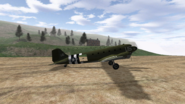 BF1942.C-47 right side