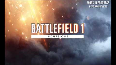 Battlefield 1 Incursions Community Environment - Early Look at New Map Sinai Desert