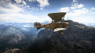 BF1 Albatros D.III Right