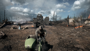 BF1 MC 3.5HP Sidecar Third Person Front