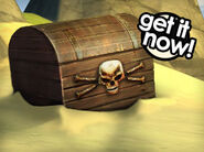 BFH Blackbeard's Treasure Chest