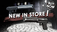 BFH Silenced Pistols Promo