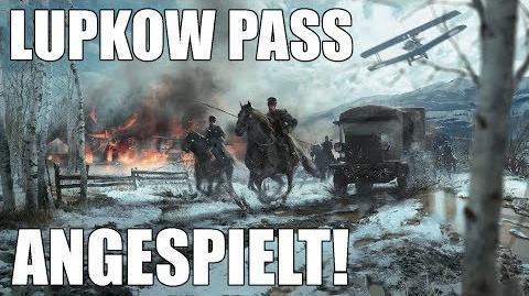 Vorschau Neue Map Lupkow Pass für Battlefield 1 angespielt