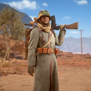 Battlefield 1 Incursions Central Powers Trench Surgeon