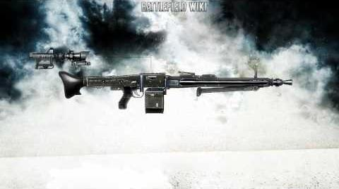 Battlefield Bad Company 2 - MG3 Sound
