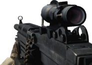 M249 SAW ACOG BC2