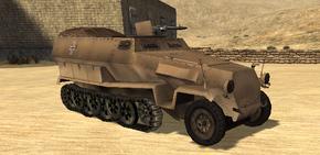 BF1942 AFRIKA KORPS HANOMAG