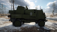 BF1 Assault Truck Right