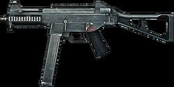 BF3 UMP-45 ICON