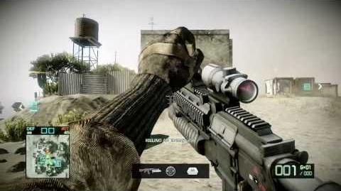 Battlefield Bad Company 2 - VIP Map Pack 4 Trailer