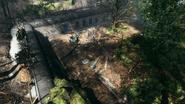 Argonne Forest Frontlines Howitzer Bunker