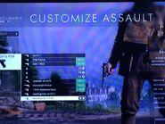 Assault Pistols