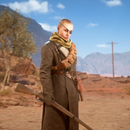 Battlefield 1 Incursions R8 Allies Combat Sniper