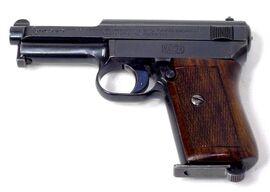 Mauser 1914 IRL