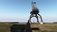 BF1942.M3 GMC Gunner view