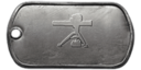 BF4 Stationary Master Dog Tag