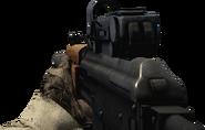 BFBC2 AKS-74U Red Dot Sight