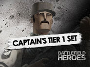 BFH Captain's Tier 1 Set Promo