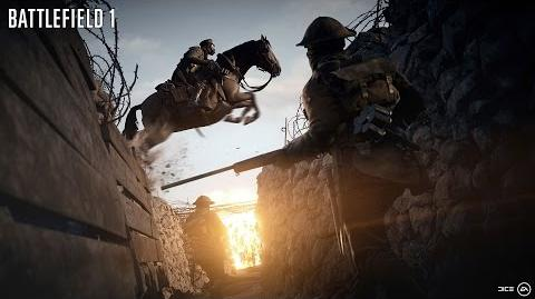 Battlefield 1 Trailer Oficial de Gameplay