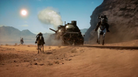 Sinai Desert Conquest OE Deployment Pre-Alpha