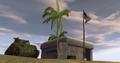 BF1942 Guadalcanal Japanese Bunker US control