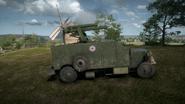 BF1 Artillery Truck Right
