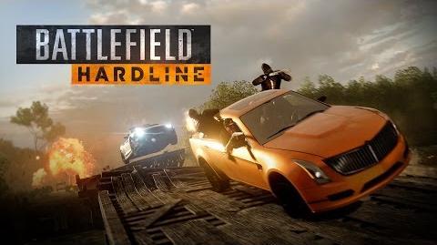 Battlefield Hardline Tráiler Multijugador modo Puente-0