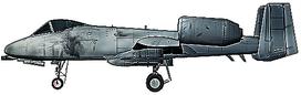 BF3 A-10 ICON
