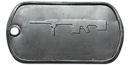 BF4 SR338 Master Dog Tag