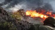 BF5 Sherman Crocodile Trailer