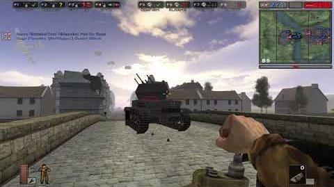 Battlefield 1942 SWoWWII Shotgun