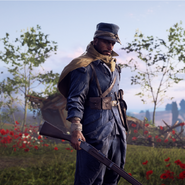 Battlefield 1 French Republic Scout
