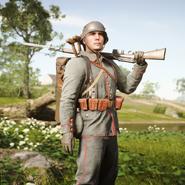 Battlefield 1 German Empire Medic