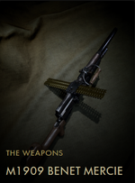 M1909 Benet Mercie Codex Entry