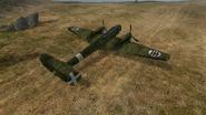BF1942.Bf 110 ITA Rear