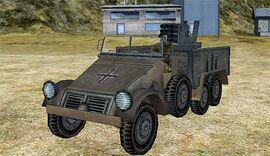 BF1942 SW - Krupp Kfz