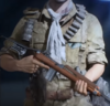 BFV Dust Raider Torso