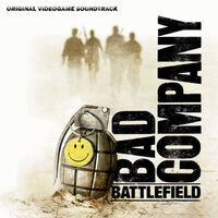 Battlefield Bad Company Original Soundtrack Cover