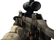 UMP-45 SA ACOG BFBC2