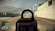 BFBC2 SVU RedDot Sight
